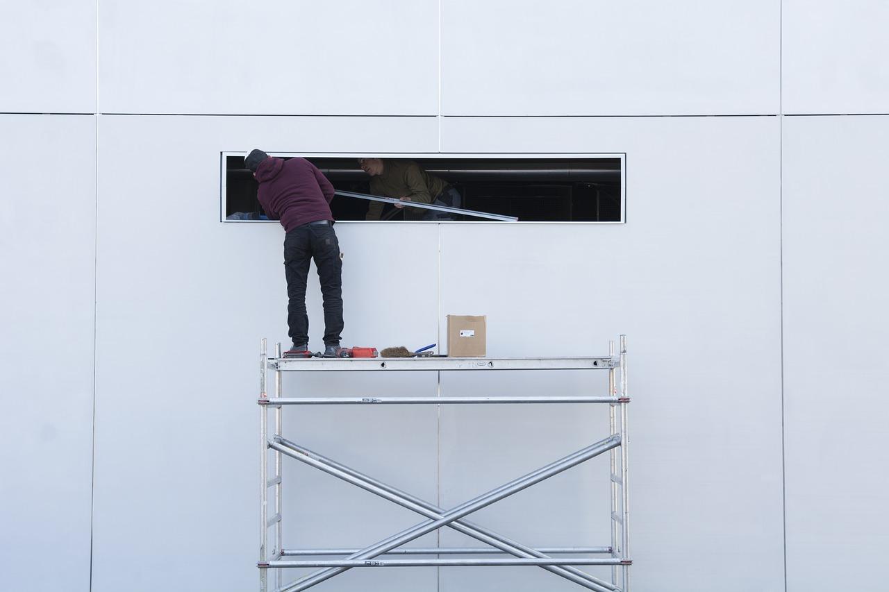 פיגום נייד להשכרה - מרום צוק פתרונות בנייה
